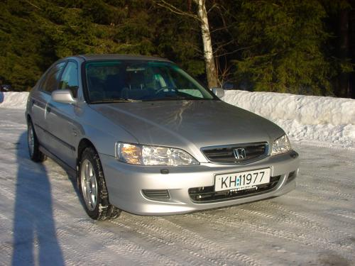 Honda accord 001